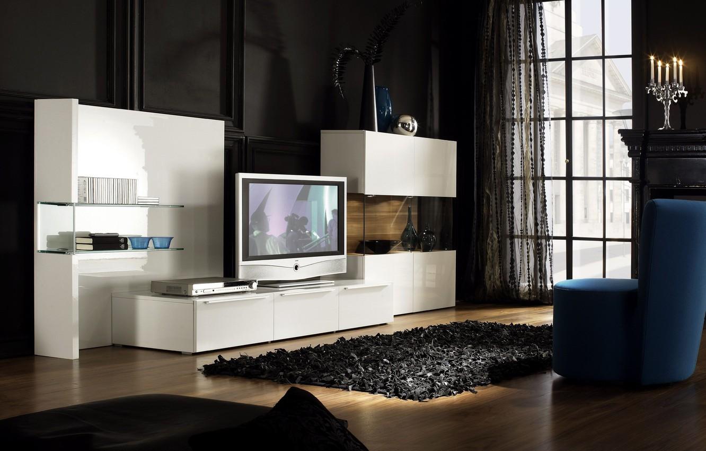 wallpaper design style living room