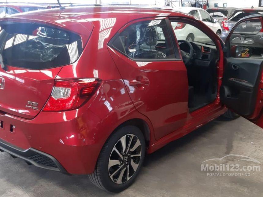 Honda brio 2021 price starts at rp 152,1 million and goes upto rp 207,3 million. Jual Mobil Honda Brio 2021 RS 1.2 di Jawa Barat Automatic Hatchback Merah Rp 151.000.000 ...
