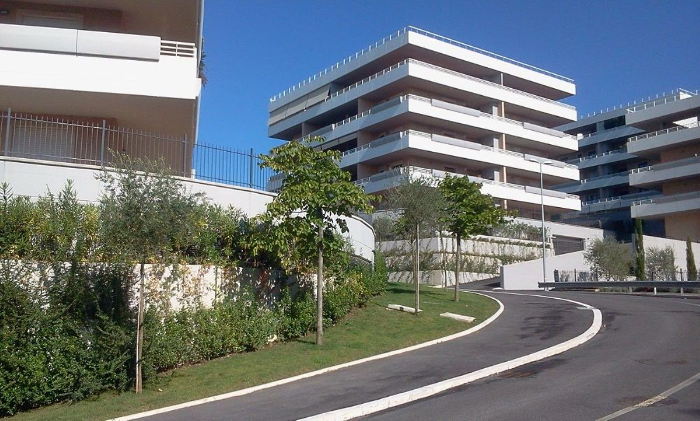 Nuova Costruzione Parco Diamante Centro Residenziale Attici