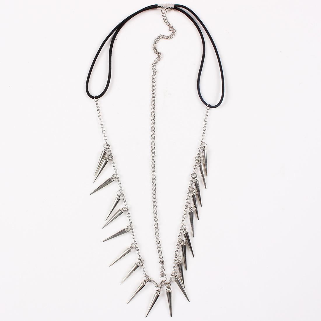 Cheap Fashion Rivets Shaped Silver Metal Hairpin Hairpin