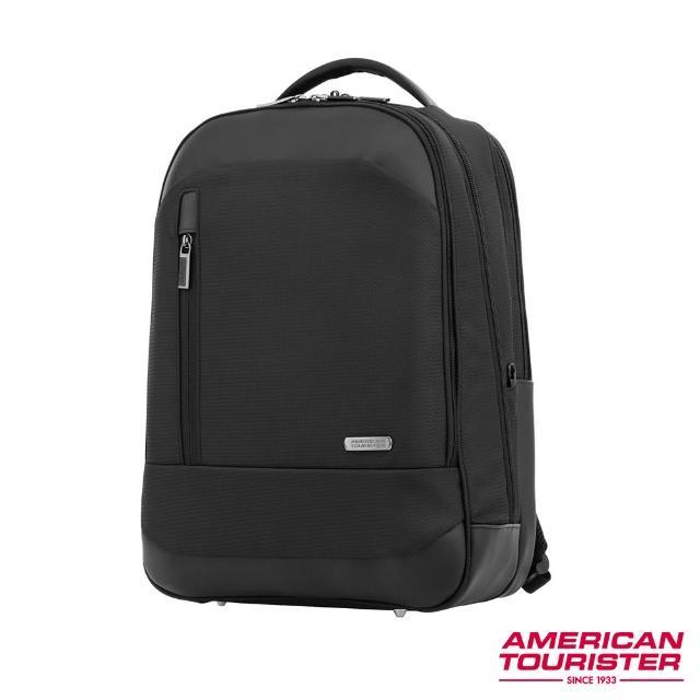 【AT美國旅行者】ESSEX 防盜筆電收納後背包(GE0)