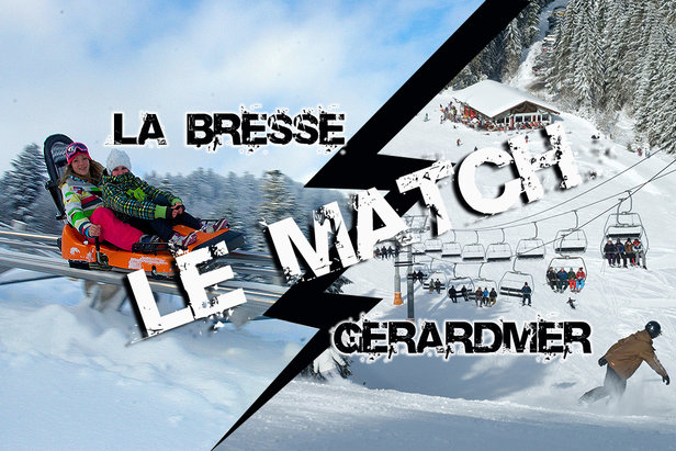 Vosges La Bresse Vs Gerardmer