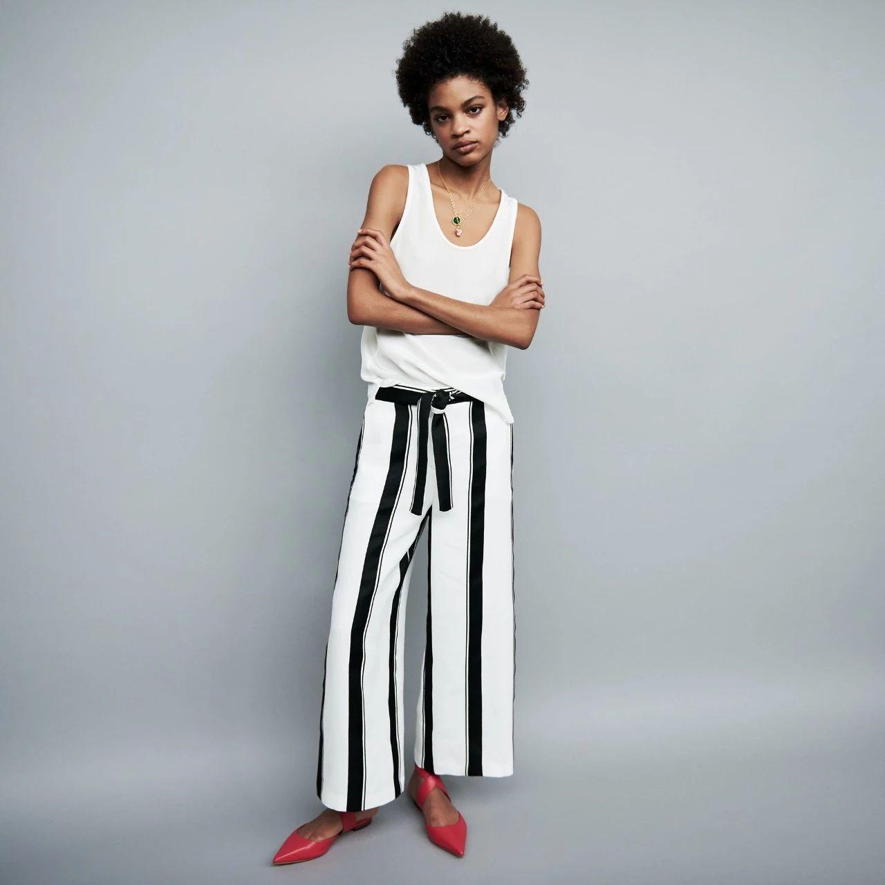 闊腿褲推薦買這些_衣Q進階_潮流服飾頻道_VOGUE時尚網