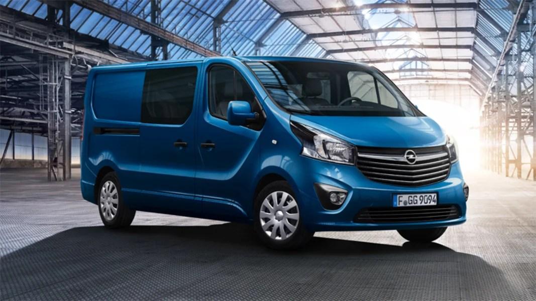 Listino Opel Vivaro 2014 Gtgt Usate Automotoit