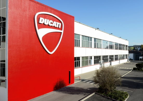 News on the board of Ducati Motor Holding