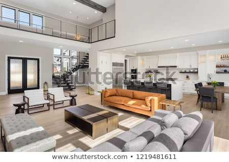 Entry Stairs Living Interior Design Stock Photo Frank Short Part 33