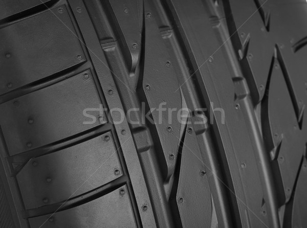Tire detail stock photo © Goran Drenkov (goir) (#7507025) | Stockfresh