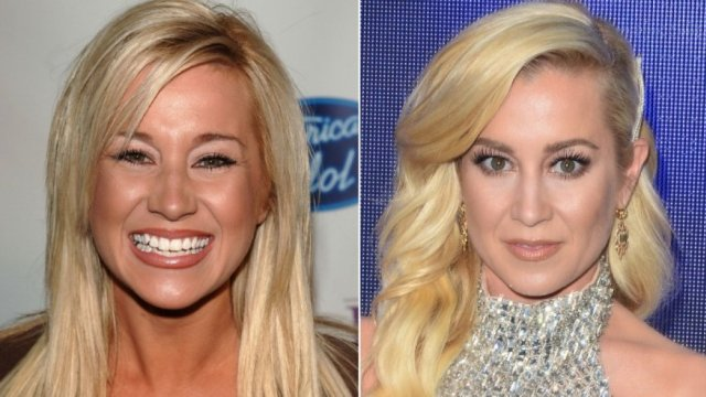 country star Kellie Pickler then and now
