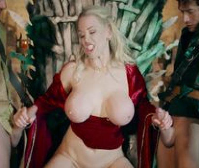 Ella Hughes And Rebecca Moore In Queen Of Thrones Part  A Xxx Parody