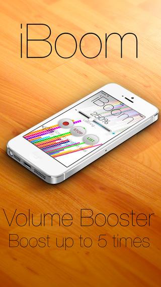 iBoom-App-Amplificar-Sonido-iPhone