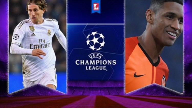 Highlights Shakhtar Donetsk vs Real Madrid (2-0 ...