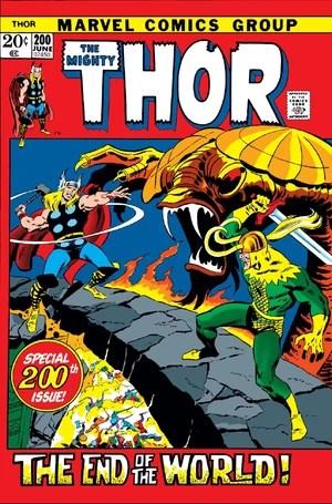 Thor Vol 1 200