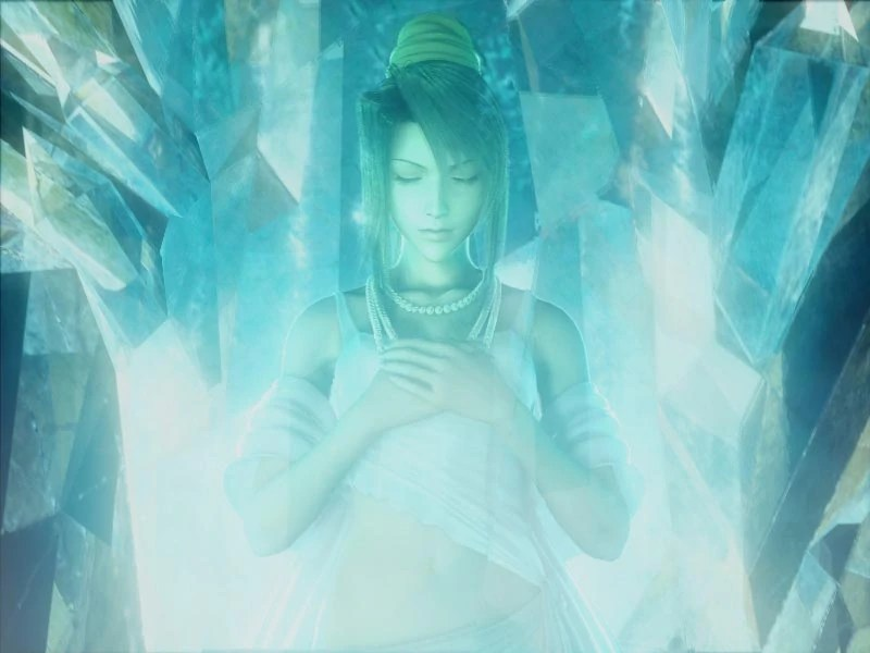 Lucrecia Crescent The Final Fantasy Wiki 10 Years Of