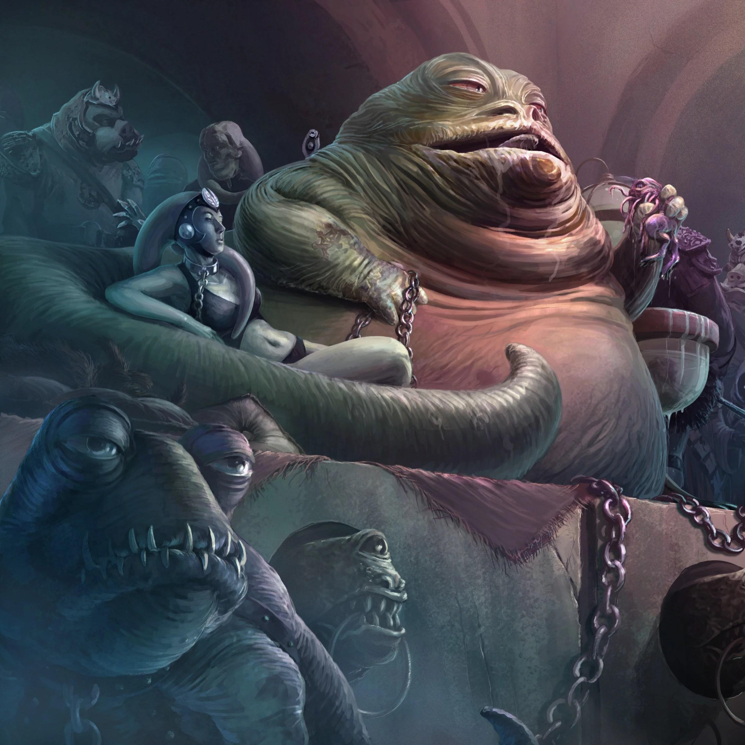 Jabba The Hutt Soc