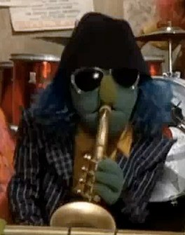Zoot Through The Years Muppet Wiki