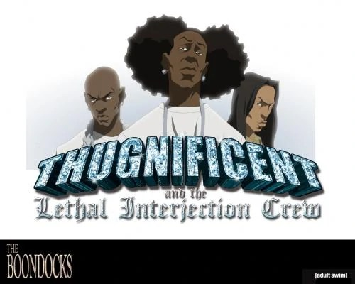Lethal Interjection Crew - The Boondocks Information Center