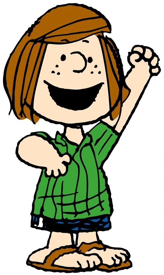 Peppermint Patty - Peanuts Wiki
