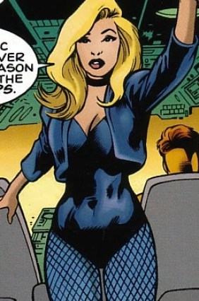 Black Canary - Top 5 Bird Comic Book Characters