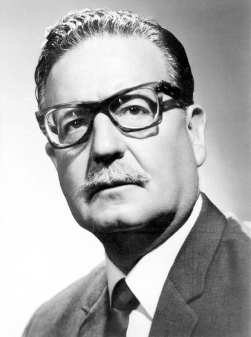 Salvador Allende Foto Jpg