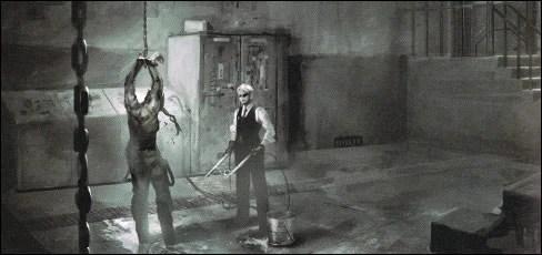 Arcas Torture Poser Igfap