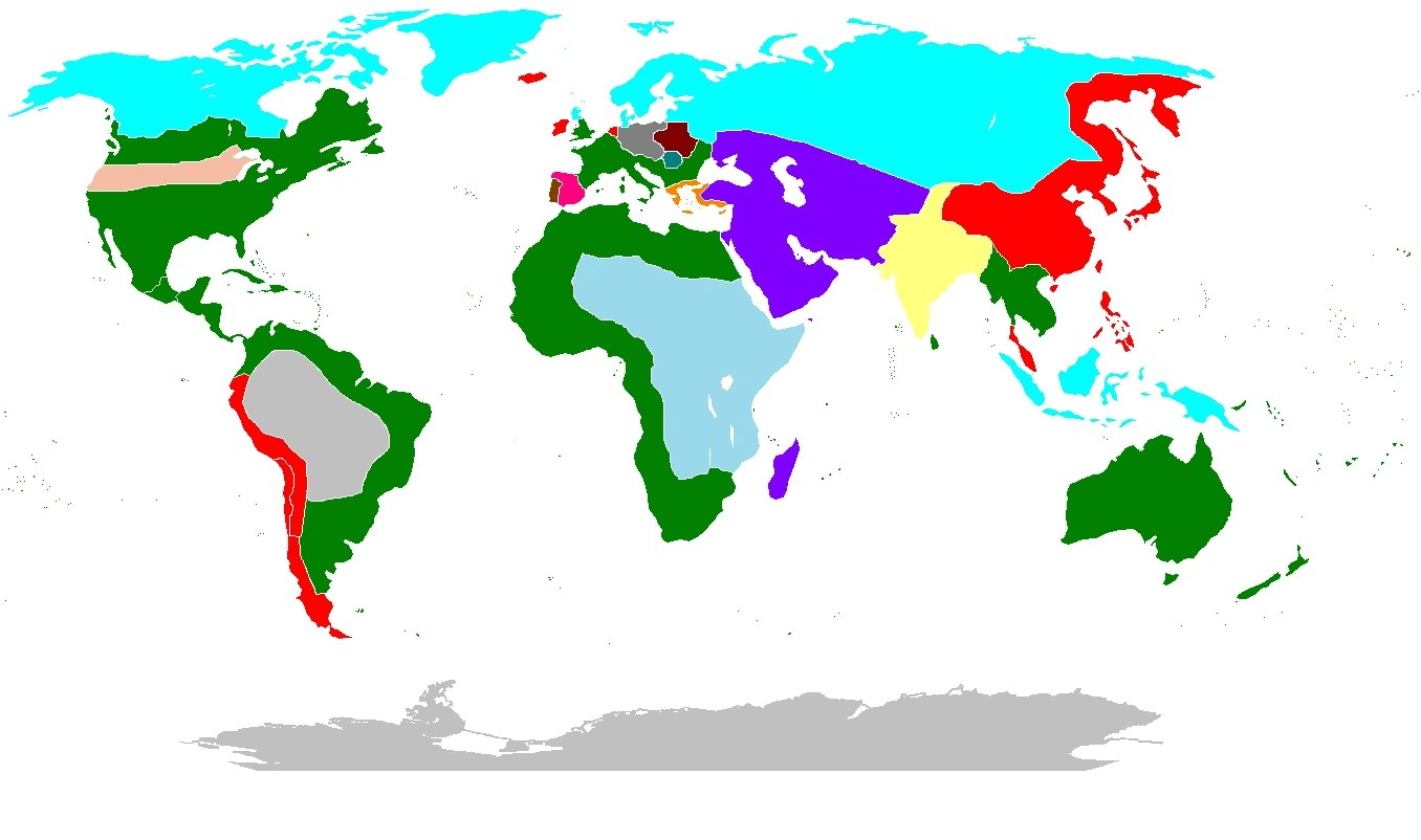Imperial Europe After Persia Japan Union Breakup
