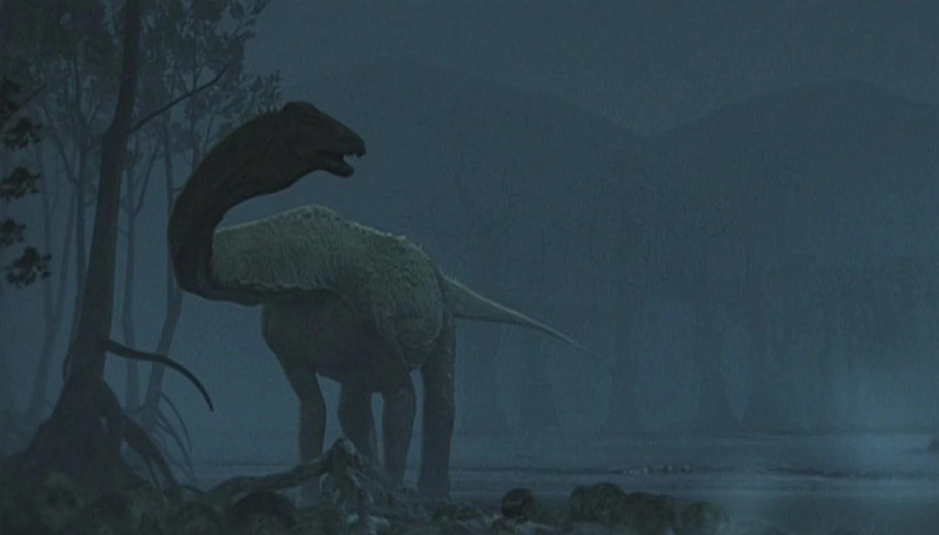 Revolution Dinosaur Gigantoraptor