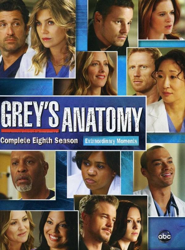 Season 8 (Grey's Anatomy) - Grey's Anatomy and Private ...