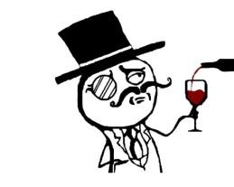 Класически обиди - Gentleman meme