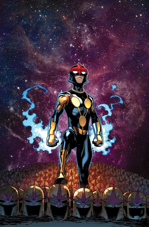 Centurion (Supernova) - Marvel Comics Database