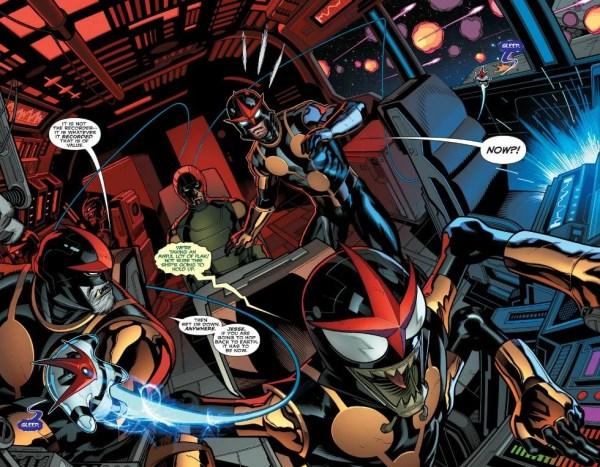Supernovas (Earth-616) - Marvel Comics Database - Wikia