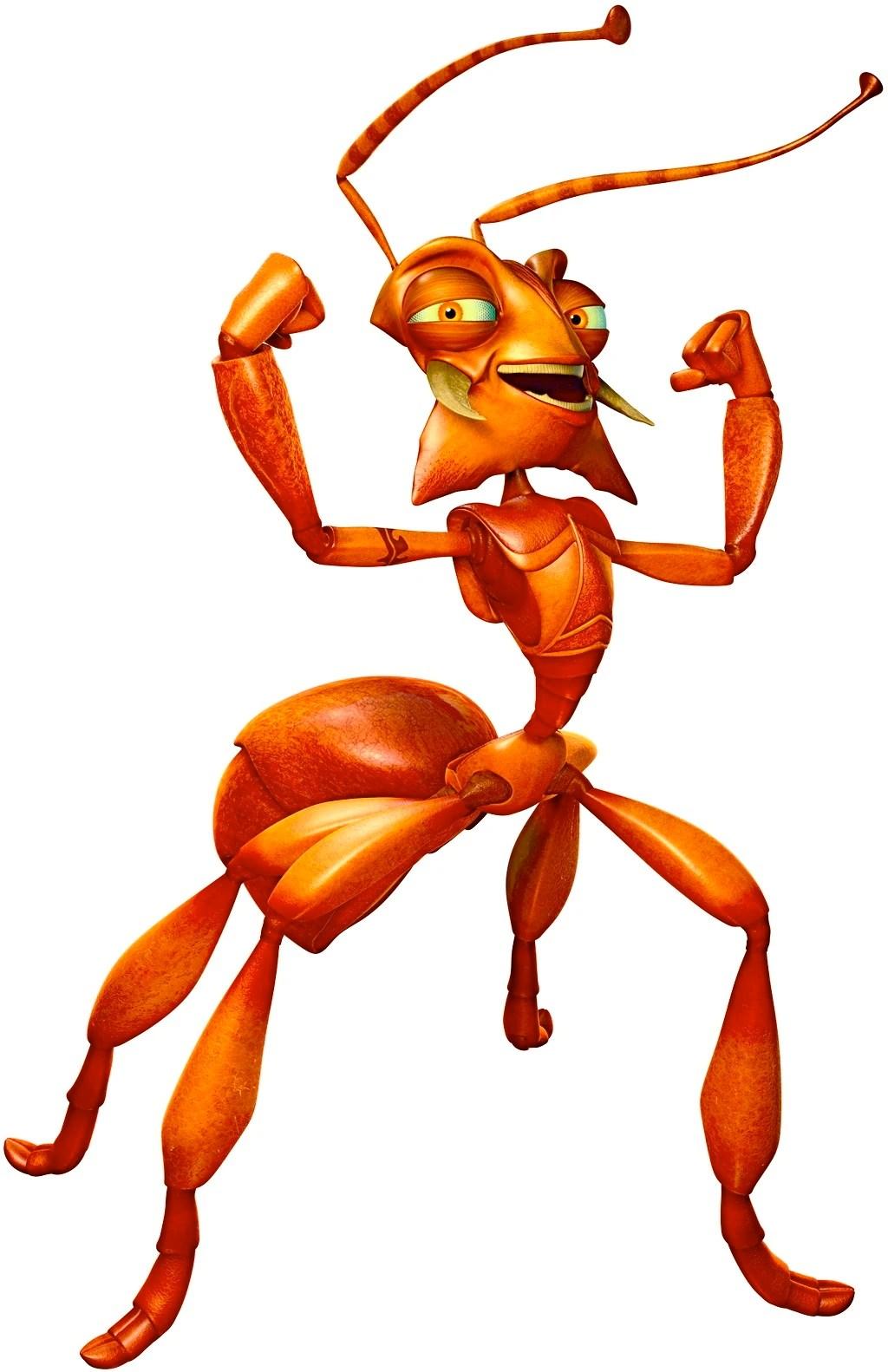 Fugax In Ant Bully By Joseph11stanton D64g5yo