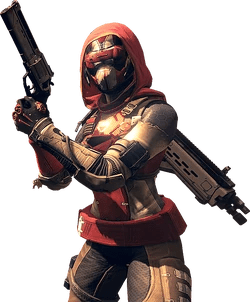 DTG Guardian Hunter