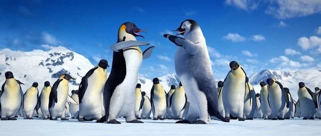 Pinguin Penari