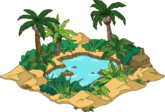 Image Building Desert Oasispng Family Guy The Quest