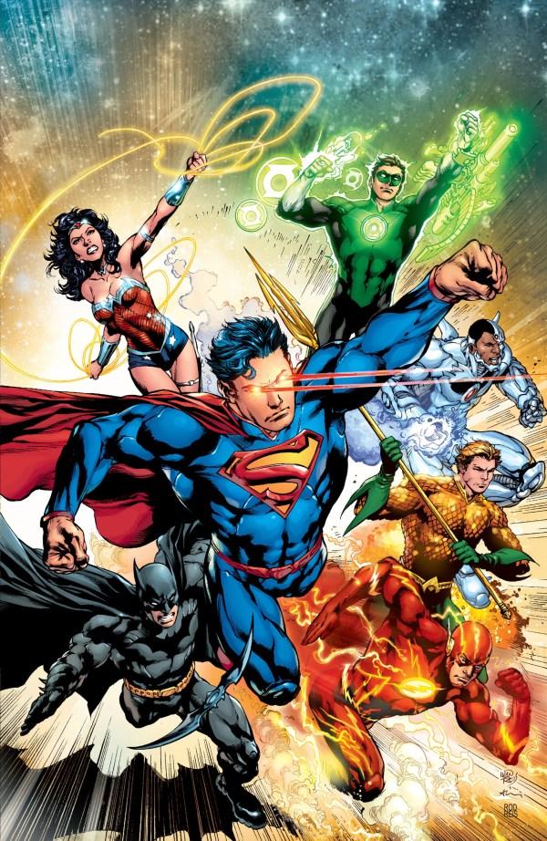 Justice League Vol 2 2 - DC Comics Database