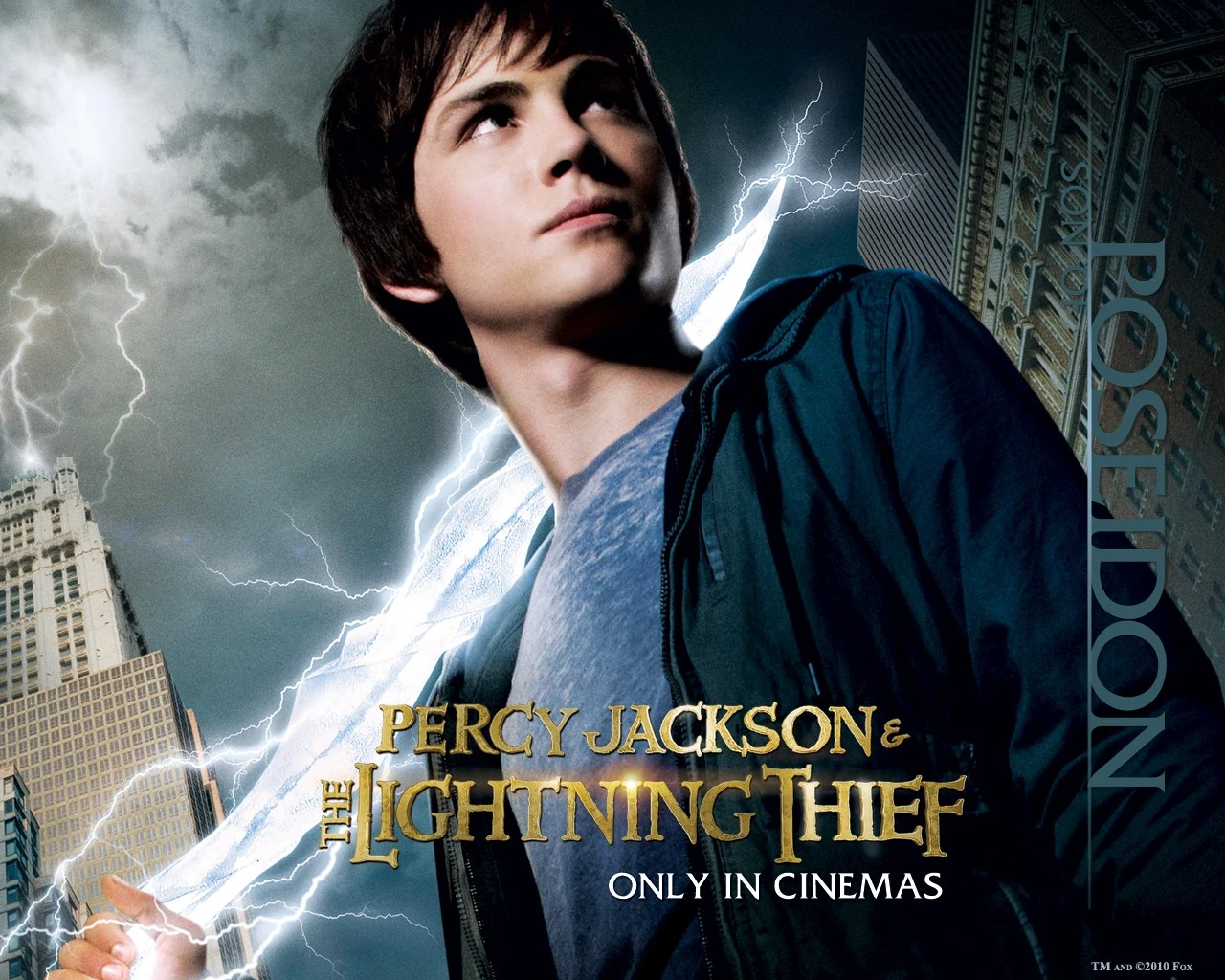 Percy Jackson Character