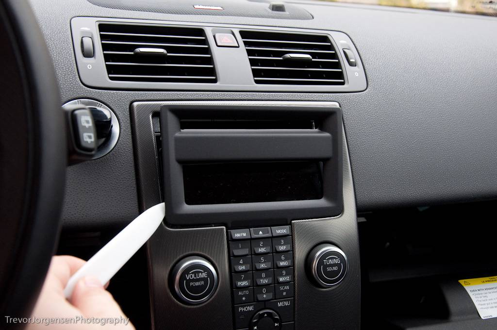 2009 Volvo S60 Aftermarket Stereo
