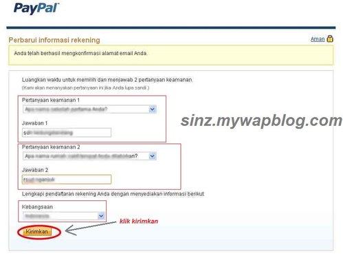 66r8vch6anbh t Tutorial Lengkap Cara membuat Rekening Online di Paypal