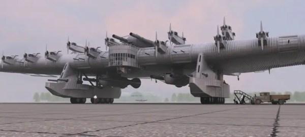 52153704 - Fortalezas Voladoras Rusas