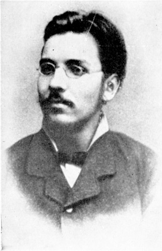 Portret Wilfrieda Voynicha