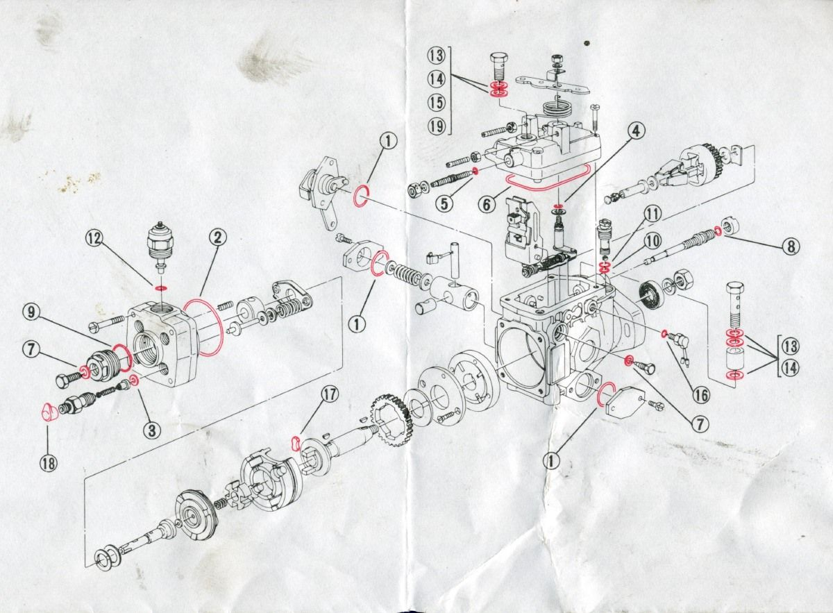 Ford 3 8 Engine Diagram Fuel Injection