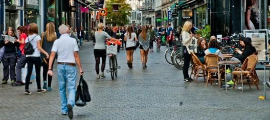 Copenhague, Dinamarca. Cortesia de © City Clock Magazine, via Flickr