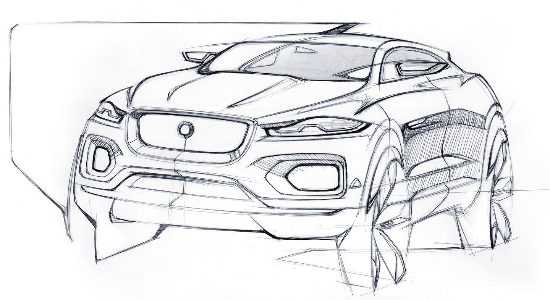 Jaguar F Pace Dorazi I V Ist Elektricke Verzi