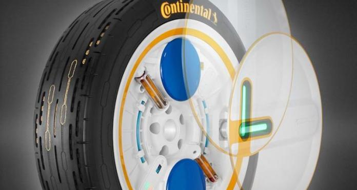 The autonomous vehicle tire will be even more efficient