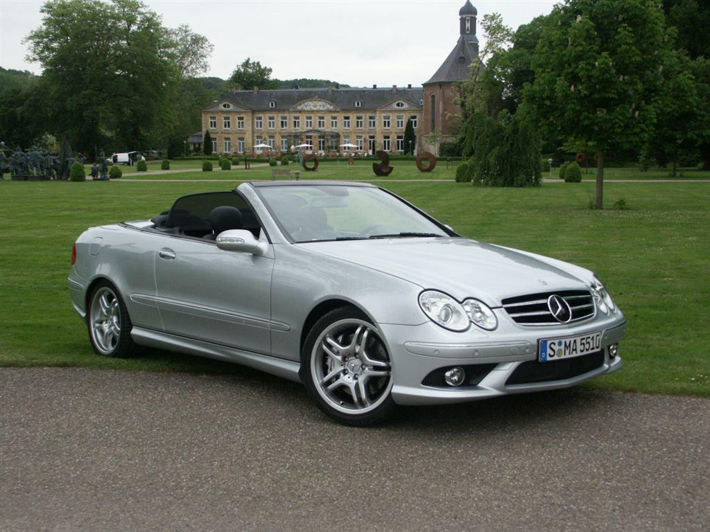 2013 Mercedes Clk 500 Convertible