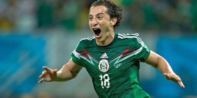 Image result for José Andrés Guardado Hernández - mexico