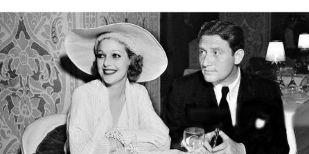 Image result for loretta young AND SPENCER TRACY