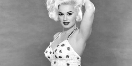 Image result for young steve mcqueen and mamie van doren