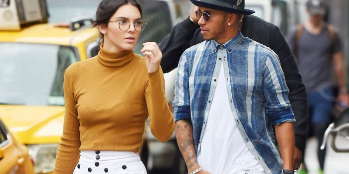 Lewis Hamilton And Kendall Jenner Dating Gossip News