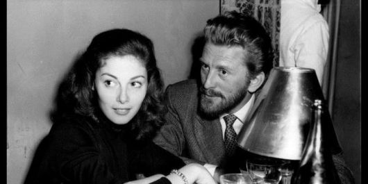 Image result for kirk douglas 1952 and pier angeli
